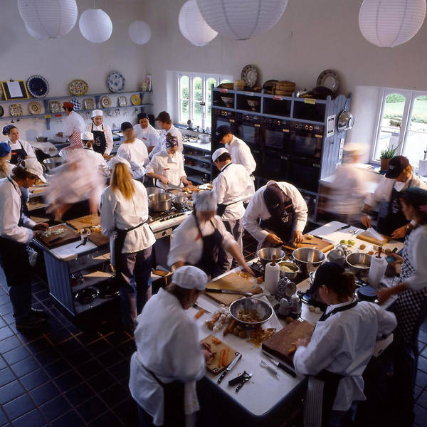 Ballymaloe Cookery School – SOLD OUT
