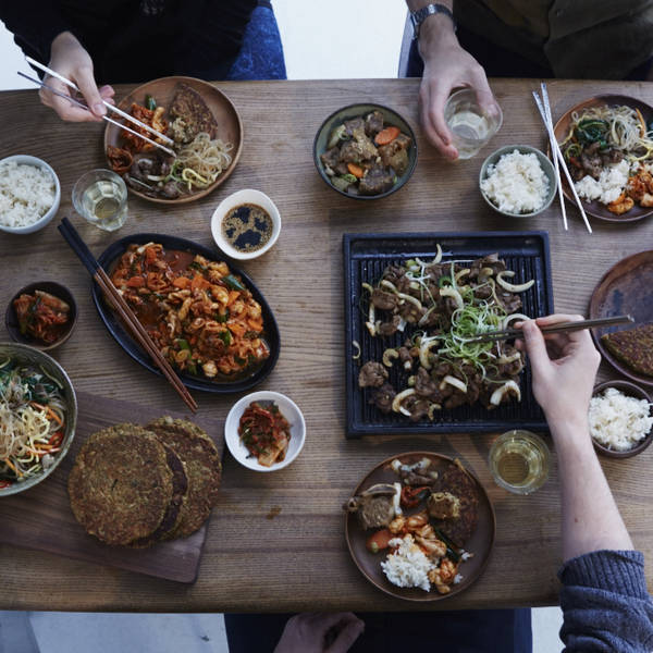 Korean pop up at Carousel restaurant – SOLD OUT
