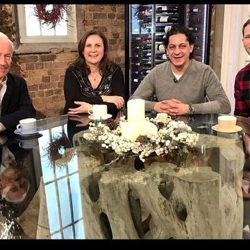 Saturday Kitchen BBC1 with Angella Hartnett